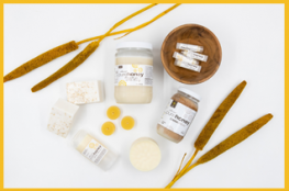 Sweet Pure Honey Face & Body Products