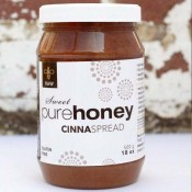 Sweet Pure Honey Cinnamon Spread