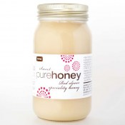 Raw Red Clover White Honey